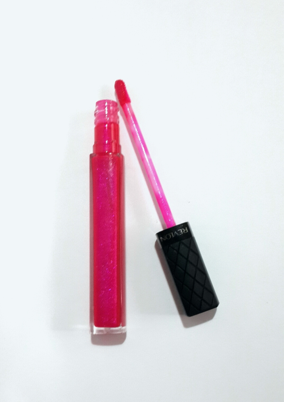 Revlon Lip Gloss; Photo by: The Pink Ravyn;  Color: Adorned; At http://www.revlon.com/